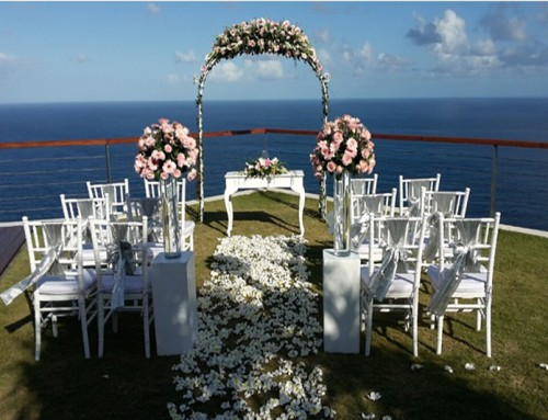 The Edge Villa Wedding