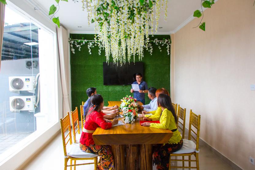 professional wedding organizer team in bali